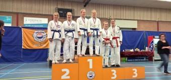 Kottern in den Niederlande – Erfolgreiche Teilnahme an der Dutch Open für unsere Duoka's
