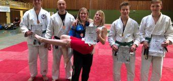 …ein weiterer Erfolg unserer Duo-Truppe bei den Süddeutschen Meisterschaften