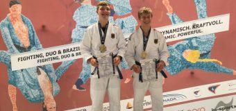 Deutschen Einzelmeisterschaften im Ju-Jutsu